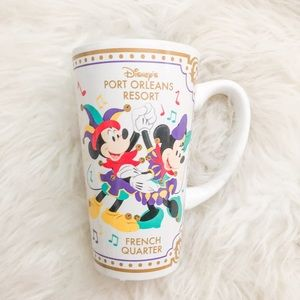 Disney World Resort Port Orleans French Mug